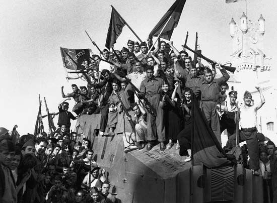 revolucion española 1