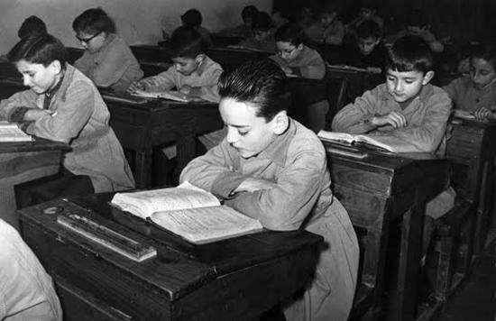 educacion-franquismo