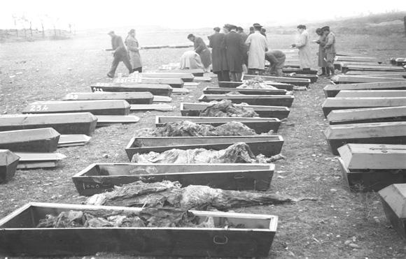 PARACUELLOS DEL JARAMA, 15 DE DICIEMBRE DE 1939