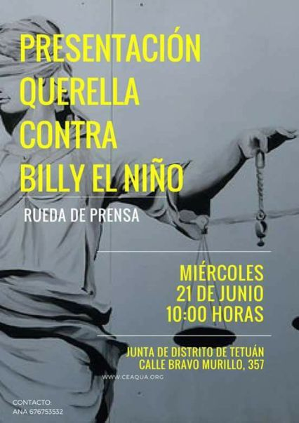 querella billy