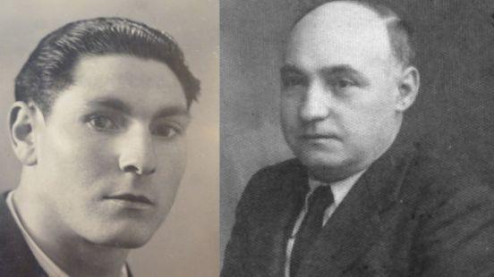 eldiario.es Elicio Gómez (izquierda), maestro asesinado y Abundio Andaluz, fusilado por falangistas cerca de Calatañazor.